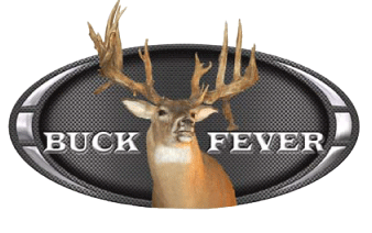 Western Rec - Vista Decal Buck Fever 6 x 9 1/2