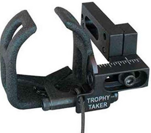 Trophy Taker - X-Treme FC Drop Away Black Rest
