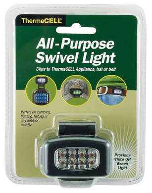 ThermaCELL - All Purpose Swivel Light