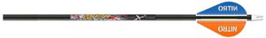 "Carbon Express - Mutiny Slasher 250 Arrows w/2"" Vanes 6/pk (B6)"