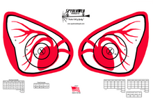 "Load image into Gallery viewer, Spyderweb - 32 Dual Face Vitals Target 25/pk (#DFV3552) 13"" x 20"""