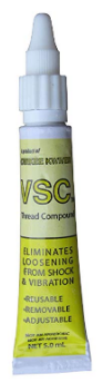 Kwikee Kwiver - Vibration Dampening Thread Compound