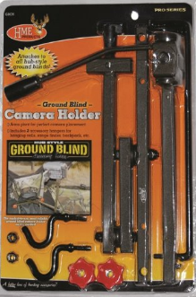 GSM Outdoors - HME Ground Blind Camera Holder GBCH
