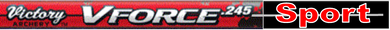 Victory - V-Force Sport Arrows w/2