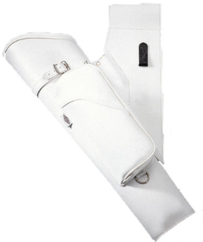 Neet Products - Quiver White Leather LH