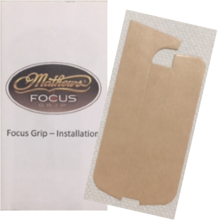 Mathews - Focus Grip Adhesive Package