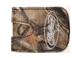 American Leather - Front Pocket Wallet Mathews Lost Camo