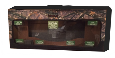 Lakewood - Bow Case in Lost Camo with One Side See Through Plastic (C275)