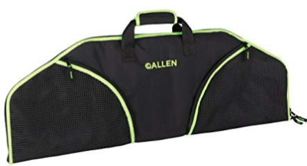 Allen - Soft Case Black/Green Compact