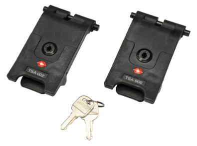 SKB - TSA Large SKB Locking Latch Kit 2pce
