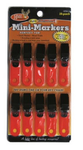 "GSM Outdoors - Trail Markers 1 1/2"" Orange"