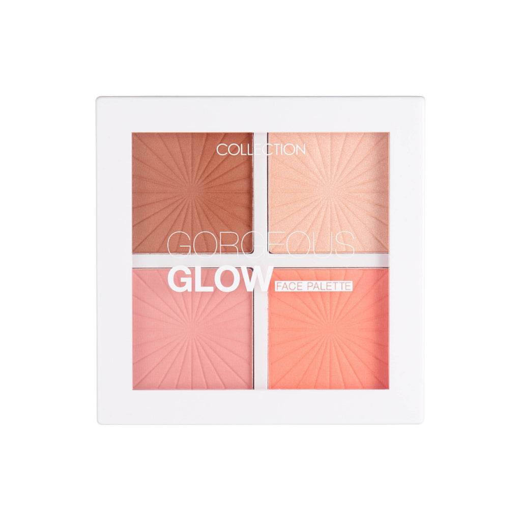 Gorgeous Glow Face Palette