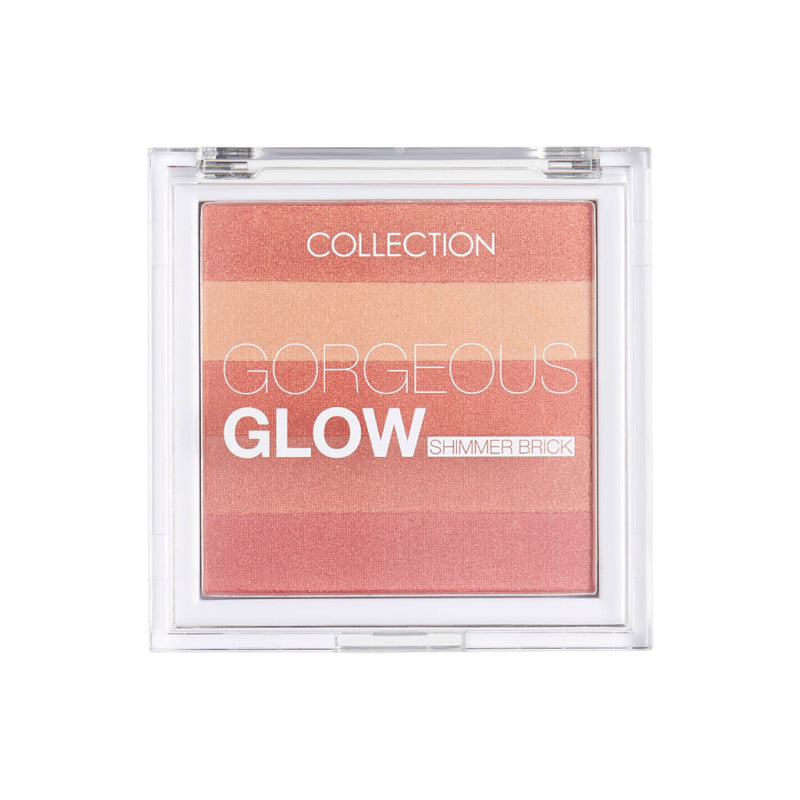 Gorgeous Glow Blush Block