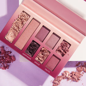 Eyes Uncovered Palette Bare Rose