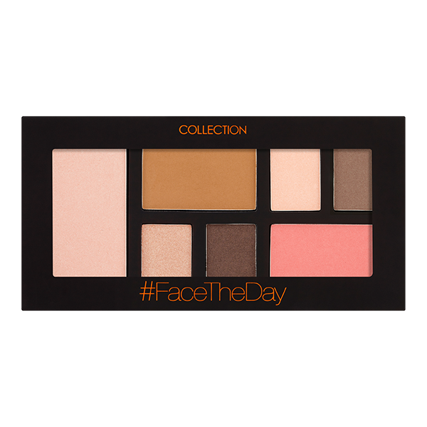 Face The Day Palette