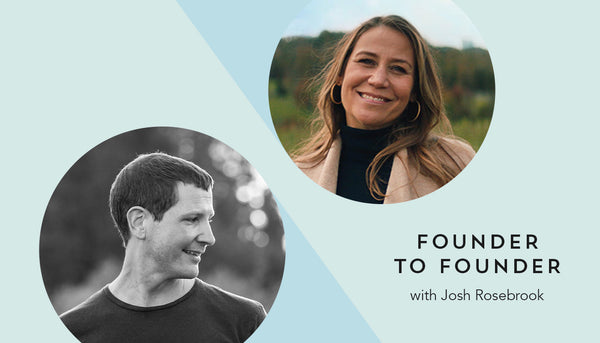 04/06/2021 | Founder to Founder Series with Josh Rosebrook