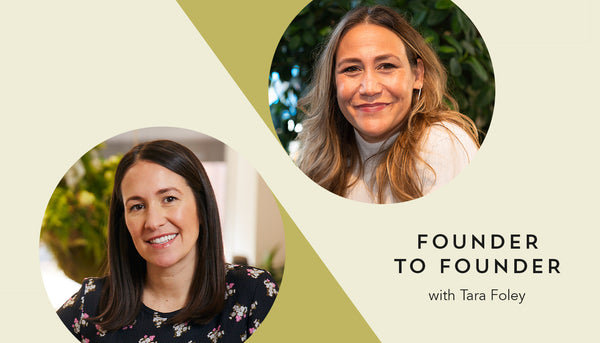 04/20/2021 | Founder to Founder Series with Tara Foley