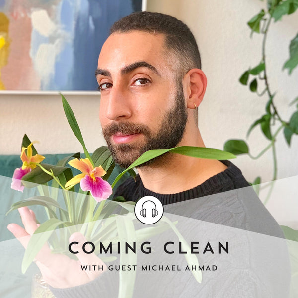 Indie Lee Coming Clean Podcast with Michael Ahmad
