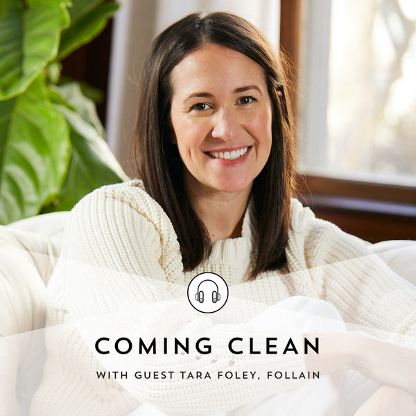 Coming Clean with Indie Lee: Episode 9