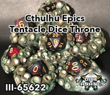 Cthulhu Epics Resin Dice Throne