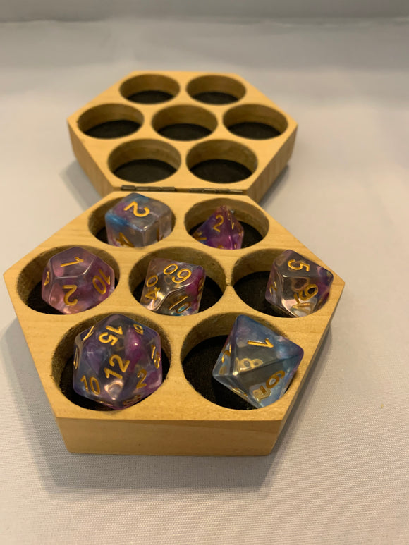 Transparency - Polyhedral Dice Set
