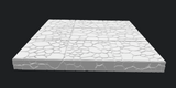 Basic 3 x 3 Dungeon Epics Tile for Casting or 3D Printing with Ender 3, Ender 5, Prusa MKS3 by Jared Nielsen