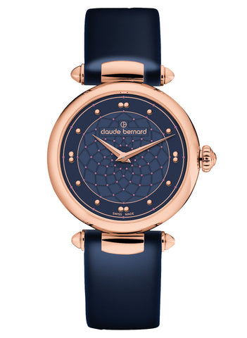 Claude Bernard Dress Code Two-Hands 20508 37RC BUIR