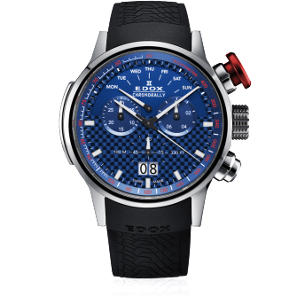 Edox Chronorally Chronograph 38001 TIN BUIN