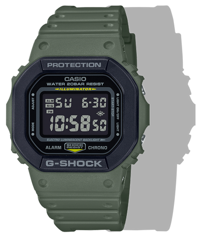 ** NEW ARRIVAL ** Casio G-SHOCK DW5610SU-3