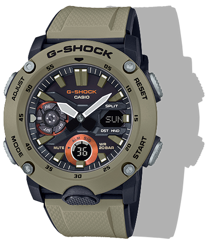 ** NEW ARRIVAL ** Casio G-SHOCK GA2000-5A