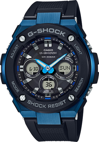 Casio G-Shock G-Steel GSTS300G-1A2