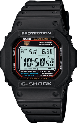 Casio G-SHOCK GMW5610-1