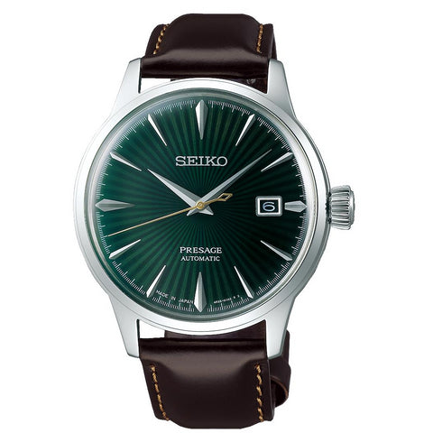 Seiko Presage Cocktail Time Mockingbird SRPD37