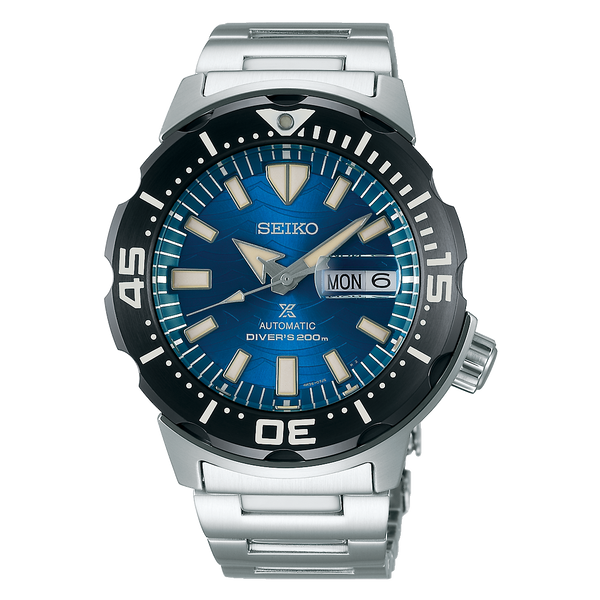 "Seiko Prospex Monster ""Save the Ocean Special Edition"" SRPE09K1 - mywristcheck.com"