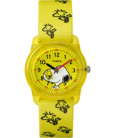 Timex® Peanuts Analog Snoopy Woodstock Youth Watch -TW2R415002Y - mywristcheck.com