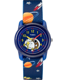 Timex® Peanuts Analog Snoopy Outer Space Youth Watch - TW2R418002Y - mywristcheck.com