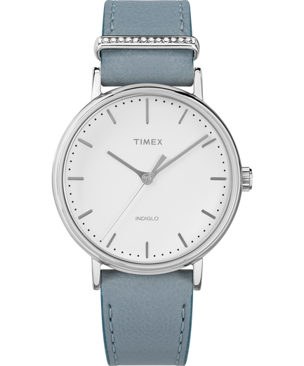 Timex Fairfield Crystal With Swarovski® Crystals tw2r70300vq - mywristcheck.com