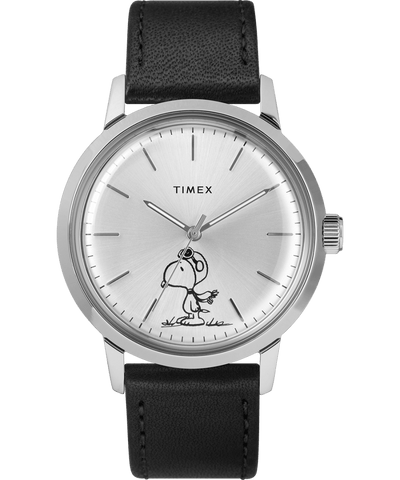 Timex Marlin® Automatic Snoopy Flying Ace TW2R94800V3 - mywristcheck.com