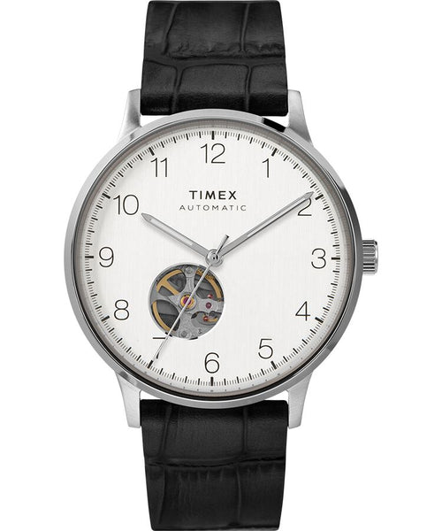 Timex Waterbury Classic Automatic Open Heart Dial TW2U11500V3