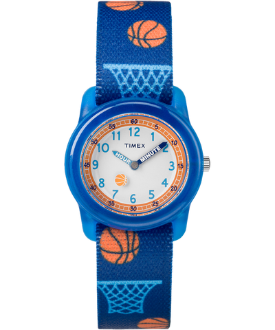 Timex Kids Analog Basketball TW7C168009J