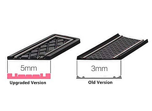 2015 2018 2017 2013 GGBAILEY D50470-F1A-PNK Custom Fit Car Mats for 2012 2014 2019 BMW 6 Series Convertible//Coupe Pink Driver /& Passenger Floor 2016