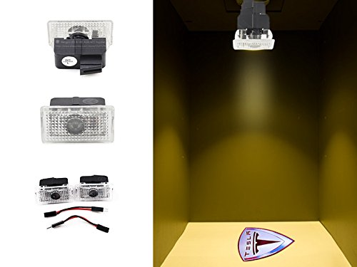 CoolKo Newest Power Welcome Lamp Car Led Courtesy Door