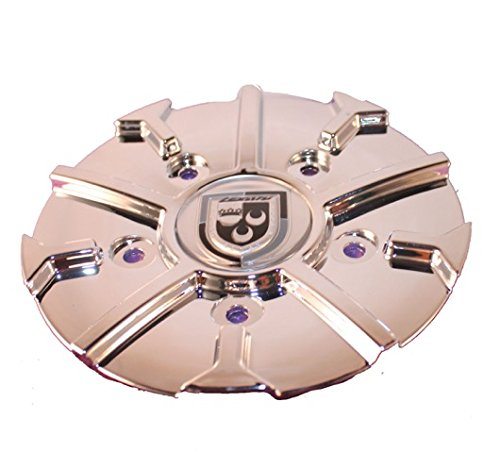 Lexani Wheels Custom Center Cap Chrome (Set of 4) # C-314-1 C-631C LX-20 20
