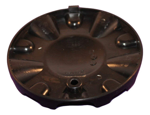 8 Mile Black Custom Wheel Center Cap Set of 2 Pn: C-099-1 S1050-S07C8