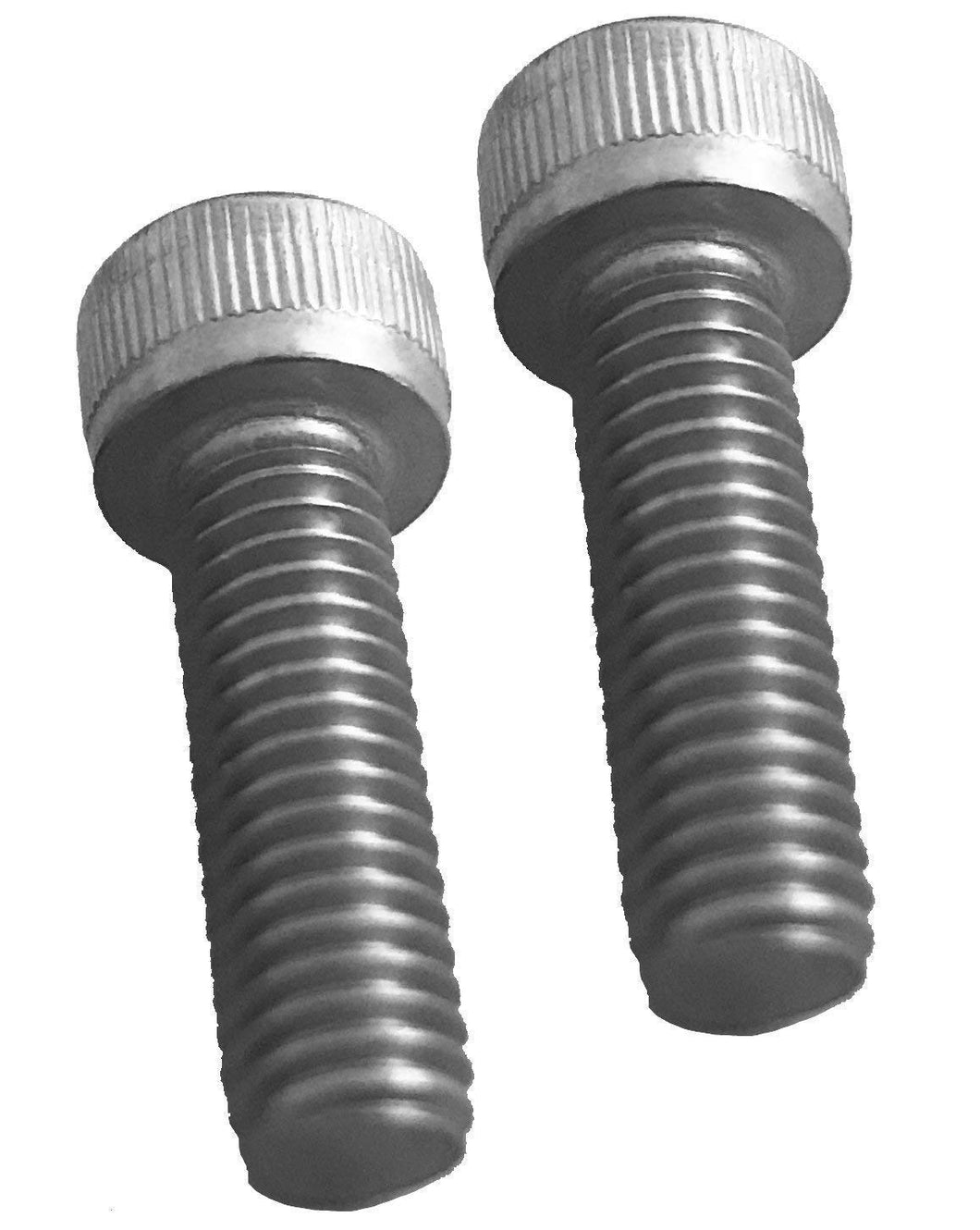 Ultra Wheel Pair of Replacement Screws Center Caps