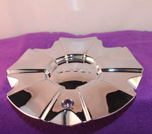 MAZZI Wheels Center Cap Chrome (Set of 1) # CAP-325