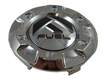 Load image into Gallery viewer, Fuel Chrome Custom Wheel Center Cap SET of FOUR (4) M-447, 1001-58