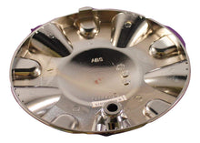 Load image into Gallery viewer, 8 Mile Chrome Custom Wheel Center Cap Set of 2 Pn: C-099-1 S1050-S07C8