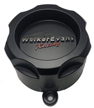 Load image into Gallery viewer, Walker Evans Racing 6 Lug Matte Black Wheel Center Caps Set of 4# WKR-9706SB with Screws