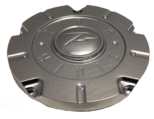 ZINIK Z11 Chrome Wheel Center Cap Set of TWO pn: Z-11